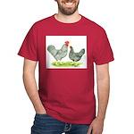 Barred Hollands Dark T-Shirt