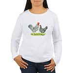 Barred Hollands Women's Long Sleeve T-Shirt