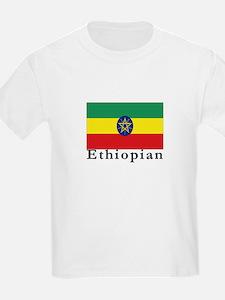 Ethiopia Kids T-Shirt