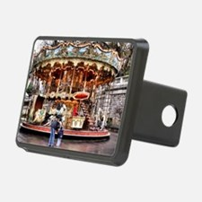 Carousel in Montmartre Hitch Cover
