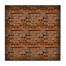 Brick Wall Tile Coaster