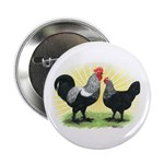 "Iowa Blue Chickens 2.25"" Button (10 pack)"