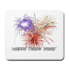Happy New Year Mousepad