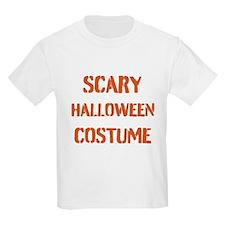 Scary Halloween Costume T-Shirt