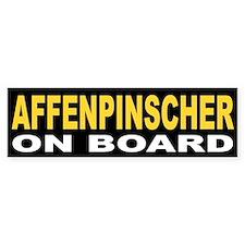 Affenpinscher Bumper Bumper Sticker
