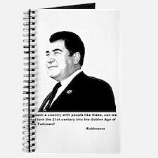 Turkmenbashy Journal