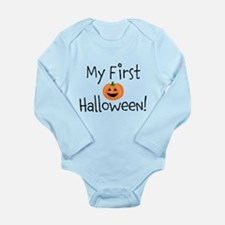 My First Halloween! Body Suit