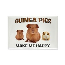 Happy Pigs Magnets