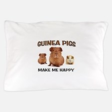 HAPPY PIGS Pillow Case