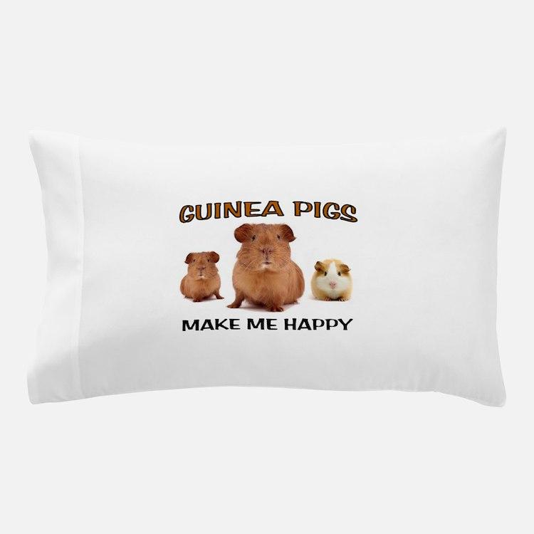 HAPPY PIGS Pillow Case