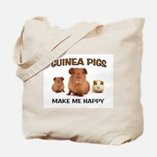 HAPPY PIGS Tote Bag