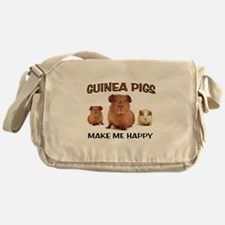 HAPPY PIGS Messenger Bag
