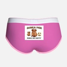 HAPPY PIGS Women's Boy Brief