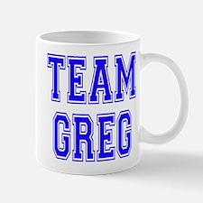 TEAM GREG Mugs