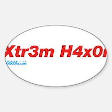 Xtr3m H4xor Decal