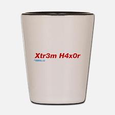 Xtr3m H4xor Shot Glass