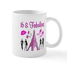 GLAMOROUS 16TH Mug