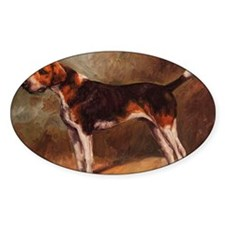 English Foxhound Decal