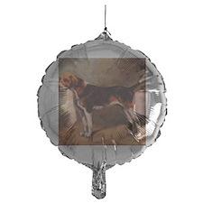 English Foxhound Balloon