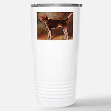 English Foxhound Stainless Steel Travel Mug