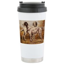 English Setters Travel Mug