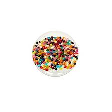 Jellybeans Mini Button (100 pack)