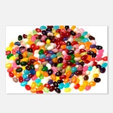 Jellybeans Postcards (Package of 8)