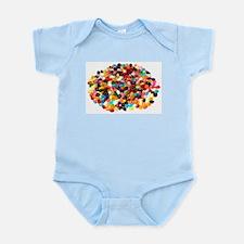 Jellybeans Body Suit