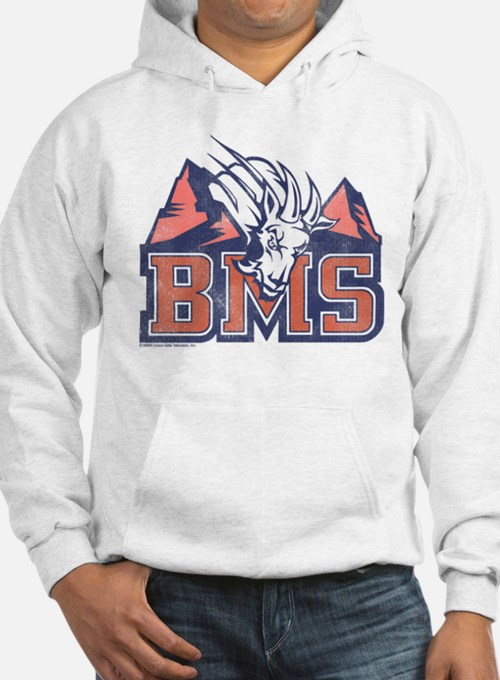 Blue Mountain State Jumper Hoody