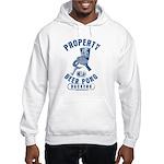 Beer Pong Blue Mountain State Hooded Sweatshirt