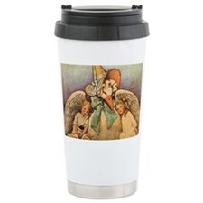 Vintage Mother Goose Travel Coffee Mug