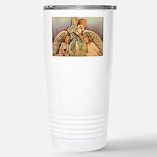 Vintage Mother Goose Travel Mug