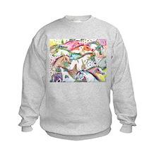 Wild Horse Herd Sweatshirt