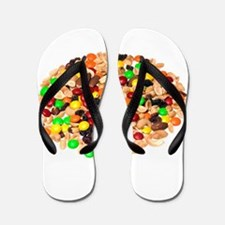 Trail Mix Flip Flops
