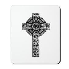 Celtic Cross 21 Mousepad