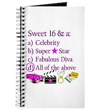 SWEET 16 DIVA Journal