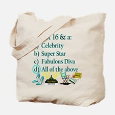 16TH SUPER STAR Tote Bag
