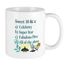 16TH SUPER STAR Mug