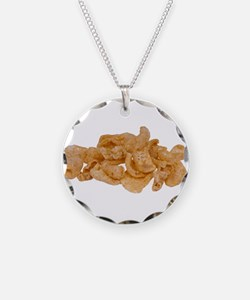 Pork Rinds Necklace