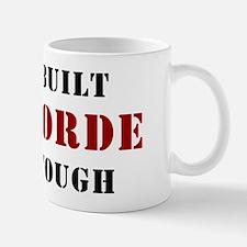 Built HORDE Tough Mugs