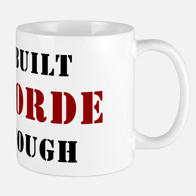 Built HORDE Tough Mugs