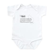 Tiny Modifiers Infant Bodysuit