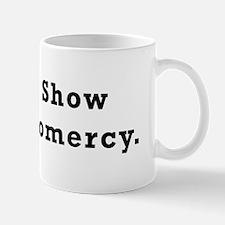 I Show Gnomercy Mugs