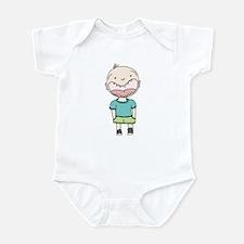 Classic PoGi (Baby Bodysuit)