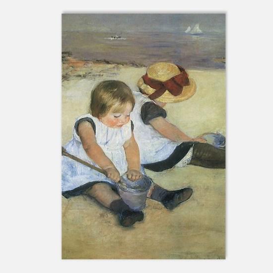 Mary Cassatt Children Pla Postcards (Package of 8)