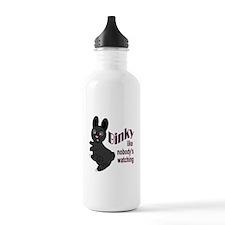 Binky Like Nobodys Watching Water Bottle