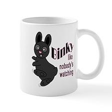 Binky Like Nobodys Watching Mugs