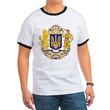 Ukraine Coat of Arms T