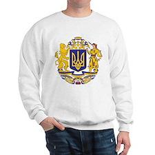 Ukraine Coat of Arms Sweatshirt