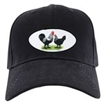 Iowa Blues Black Cap